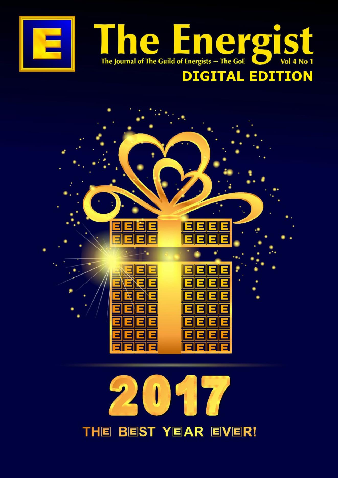 The Energist - Vol 2017.4.1 - The Best Year Ever!